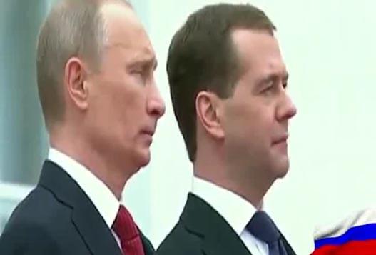 Сравнение Инаугураций Президентов США И России