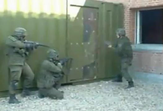 Прибалтийский Спецназ