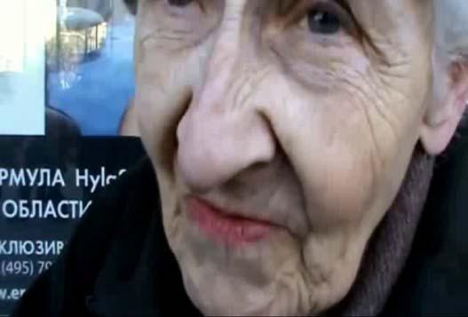 Путин - Страшный Человек. Бабушка Рассуждает О Путине