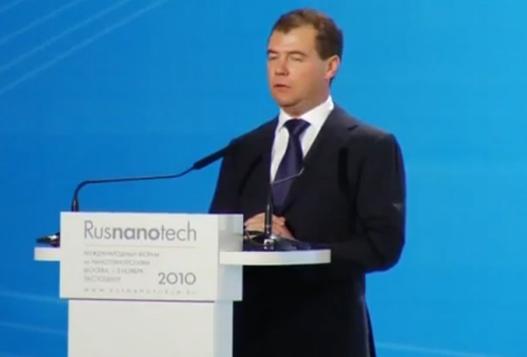 А За Медведевым Бы Пришли