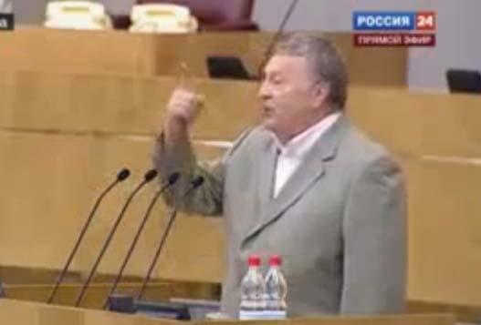 Жириновский: Люди Берутся За Оружие
